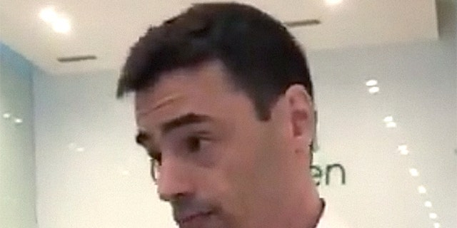 """Aaron Schlossberg, a lawyer whose rant against Spanish speakers in a New York City eatery went viral has apologized, saying that how he expressed himself was """"unacceptable."""""""