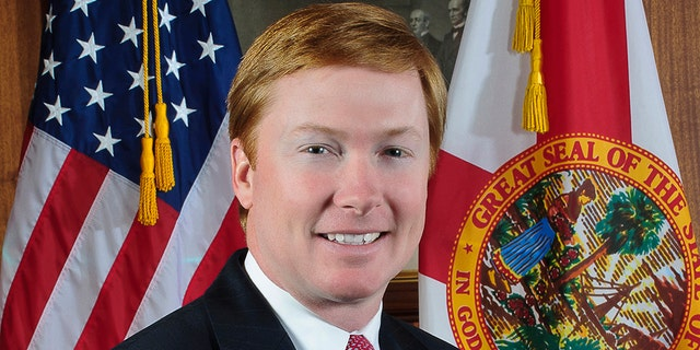Adam Putnam was elected as the state's agriculture commissioner in 2010.