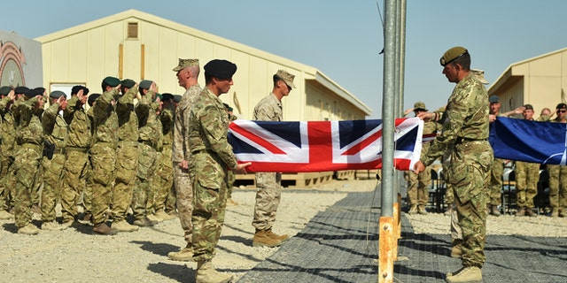 Oct. 26, 2014: UK Armed Forces ended combat operations in the country's Afghanistan's Helmand Province.