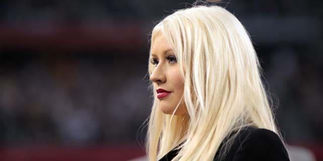 during Super Bowl XLV at Cowboys Stadium on February 6, 2011 in Arlington, Texas.