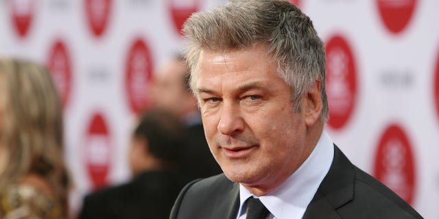 Alec Baldwin is seen in Hollywood, Calif., April 10, 2014. (Getty Images)