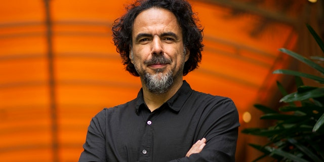 "FILE - In this Wed., Dec. 17, 2014 file photo, Alejandro Gonzalez Inarritu, director of the film ""Birdman,"" poses for a portrait at the Four Seasons Hotel in Los Angeles. ""Birdman"" is looking to drop another trophy into its nest ahead of the Academy Awards. After taking top honors from the acting and producing guilds, the film featuring Michael Keaton as a former superhero film star faces one last flight at the Directors Guild Awards on Saturday, Feb. 7, 2015, in Los Angeles. (Photo by Chris Pizzello/Invision/AP, File)"