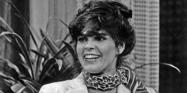 FILE: Ali McGraw in 1979 (AP)