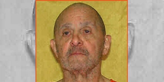 This undated file photo provided by the Ohio Department of Rehabilitation and Correction shows death row inmate Alva Campbell, convicted of fatally shooting Charles Dials, during a carjacking in 1997. Campbell is the next inmate scheduled for execution in Ohio on Wednesday, Nov. 15, 2017.