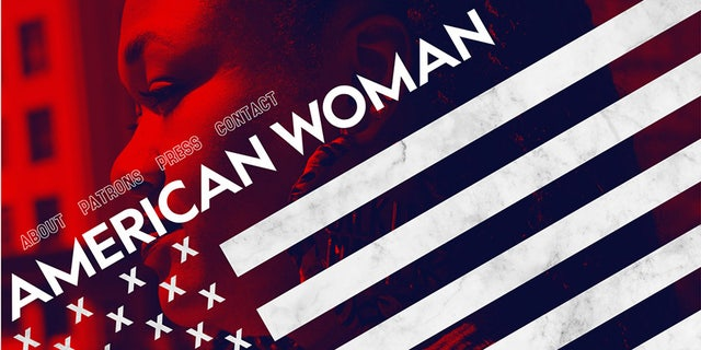 """Sarah Huny Young created her project, """"American Woman,"""" back in 2016."""