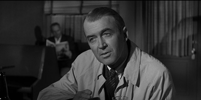 """James Stewart wondered if he made a mistake in filming 1959's """"Anatomy of a Murder."""""""
