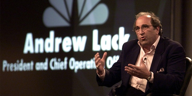 NBC News chairman Andy Lack has gotten a pass for sitting on the tape of Donald Trump making lewd comments about women.