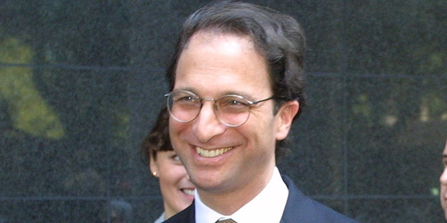 Justice Department official Andrew Weissman in 2002.
