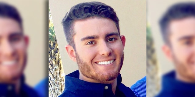 Andrew Coffey, 20, was pledging Florida State University's Pi Kappi Phi fraternity in November when he died of alcohol poisoning.