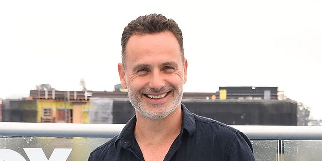 """""""""""The Walking Dead"""" star Andrew Lincoln is one of the finalists for 'Male TV Star of 2018."""""""