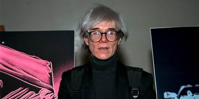 Officials note that the museum will still have plenty of other works by Andy Warhol (pictured) and Franz Kline.