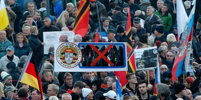 Resurgent German nationalism
