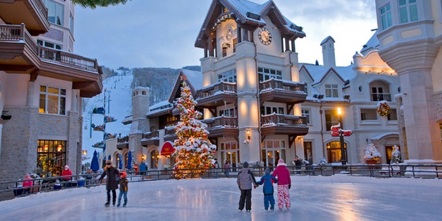Helen Ga Christmas.5 European Style Villages In The Us To Celebrate The