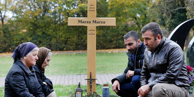 Nov. 7, 2016: The Marza family were among 226 Assyrian Christians taken captive by the Islamic State group in a February 2015 attack on their villages in Syria's Khabur River valley. It took a year to free the hostages, and only after three were killed and millions of dollars gathered by the Assyrian diaspora worldwide was paid to the militants, and in the end the Khabur region has been totally emptied of the tiny, centuries-old minority community.