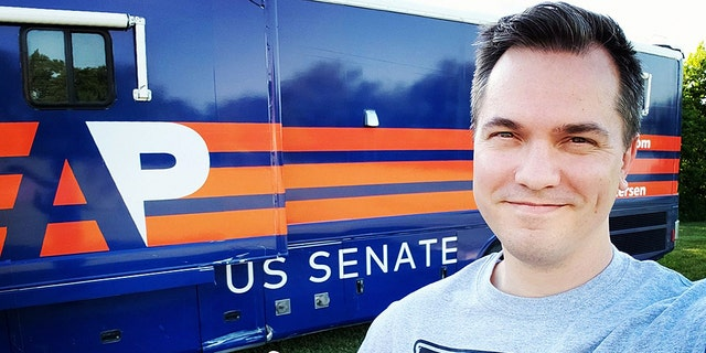 """U.S. Senate candidate Austin Petersen, who is vying for the GOP nomination to challenge incumbent Sen. Claire McCaskill, is giving away a machine that can make """"untraceable"""" gun parts."""