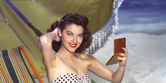 Ava Gardner was celebrated as Hollywood's femme fatale.