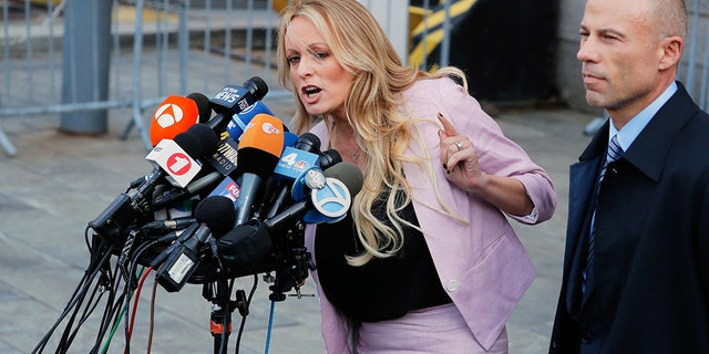 Michael Avenatti represents Stormy Daniels, who has said Avenatti sued President Trump without her permission on her behalf..