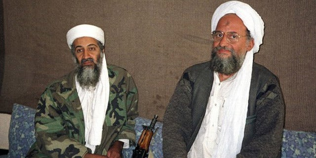 Most intelligence officials say Ayman al-Zawahiri, right, will lead Al Qaeda after Usama bin Laden, but many question Zawahiri's charisma to inspire new members.