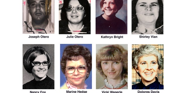 The adult victims of the BTK killer.