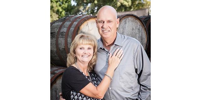 Sherry and Tommy Ballard.