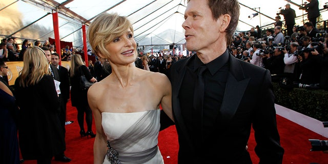 Kevin Bacon and Kyra Sedgwick celebrated their 30th wedding anniversary back in September with a Bee Gees duet.