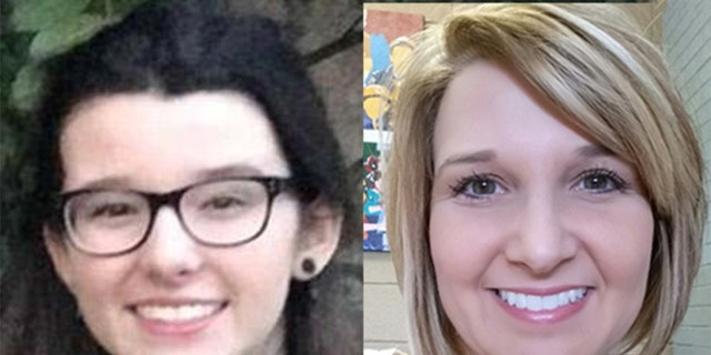 Bailey Nicole Holt, left, called her mother Secret Holt, right, as she died Tuesday.