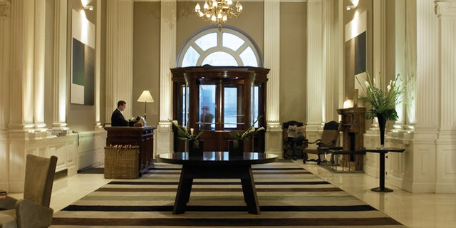 The Balmoral, Rocco Forte Hotels
