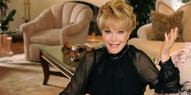 Barbara Eden today.