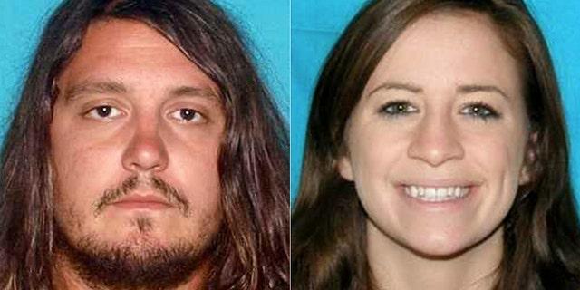 Bartley Teal, left, and Jaime Sarrantonio were shot dead Friday morning in Nashville.