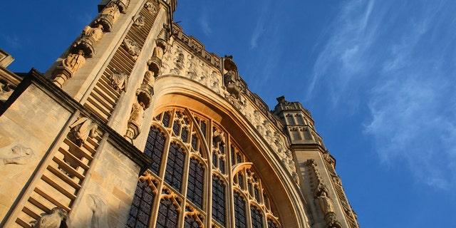 File photo - Bath Abbey