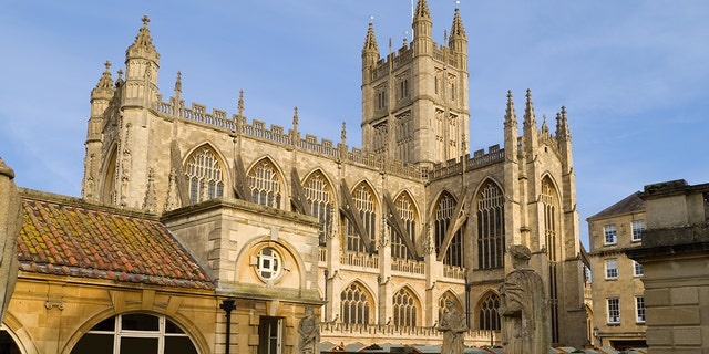 File photo - Bath Abbey (iStock)