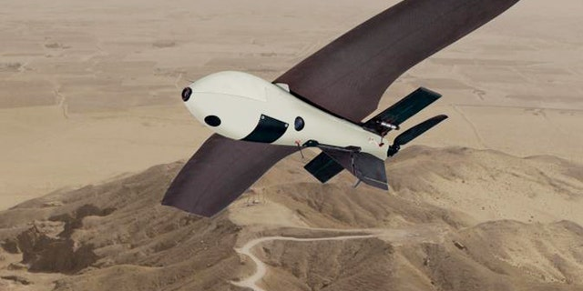 """Textron unveiled BattleHawk, a new """"kamikaze"""" drone that blows itself up -- and takes its target with it."""