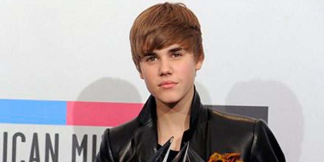 Bieber has his eyes set on Best New Artist Grammy