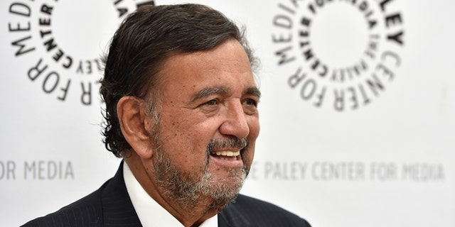 """BEVERLY HILLS, CA - JULY 09:  Former Governor of New Mexico Bill Richardson attends The Paley Center For Media Presents An Evening With WGN America's """"Manhattan""""  at The Paley Center for Media on July 9, 2014 in Beverly Hills, California.  (Photo by Alberto E. Rodriguez/Getty Images)"""