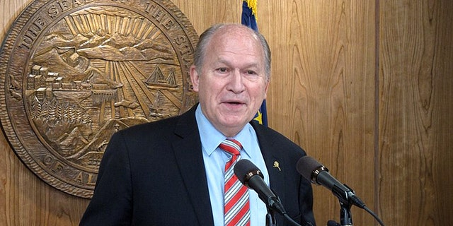 Incumbent Gov. Bill Walker, an independent, is running for re-election.