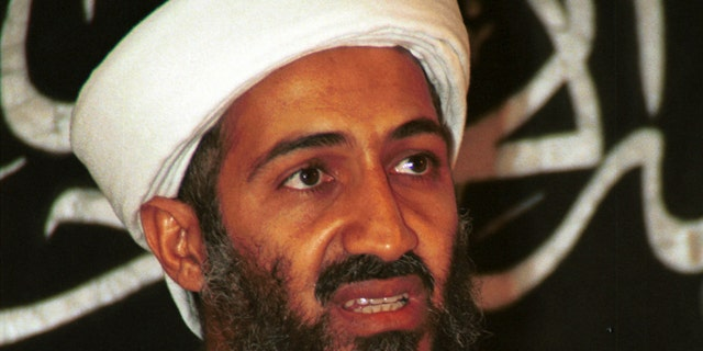 FILE - In this 1998 file photo, Osama bin Laden speaks to the journalists in Khost, Afghanistan and made available Friday March 19, 2004. A person familiar with developments said Sunday, May 1, 2011 that bin Laden is dead and the U.S. has the body. (AP Photo/Mazhar Ali Khan, File)