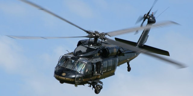 The Border Patrol is also employing a UH-60 Black Hawk to assist in the search.