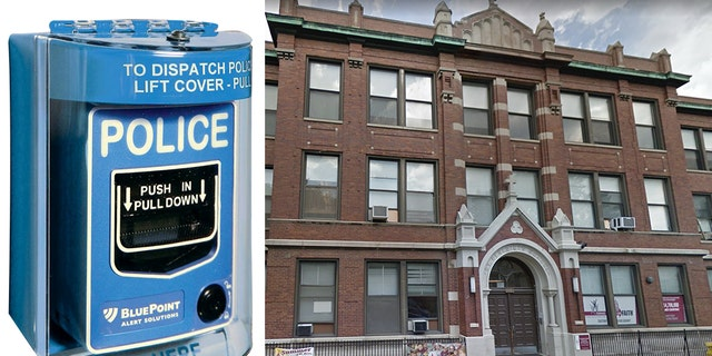 More than 20 schools in Illinois, including St. Benedict's in Chicago, reportedly have installed emergency response alarms on campuses in preparation for possible active shooter situations.