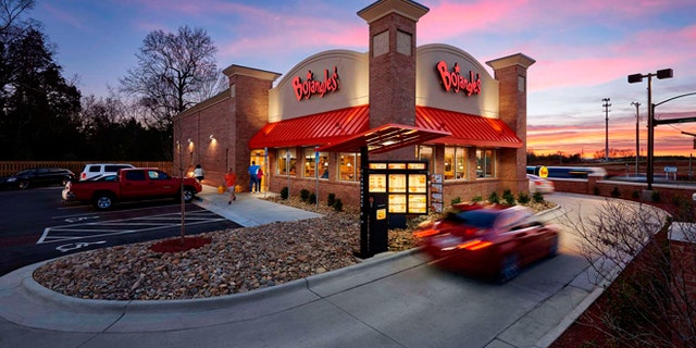 image relating to Bojangles Printable Coupons referred to as Moo-ve above Chick-fil-A: Bojangles selling coupon-loaded