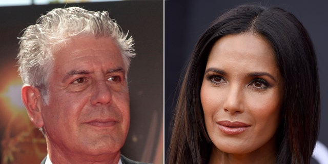 Padma Lakshmi spoke about her bond with Anthony Bourdain and how the celebrity chef was a champion for women.