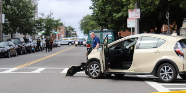A 3-year-old boy was killed and multiple others were injured Wednesday during a car accident in Boston, officials said.