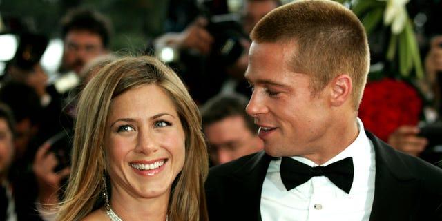 Jennifer Aniston was Brad Pitt's first wife.