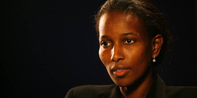 Ayaan Hirsi Ali suffered the barbaric practice as a child. (AP Photo/Shiho Fukada)