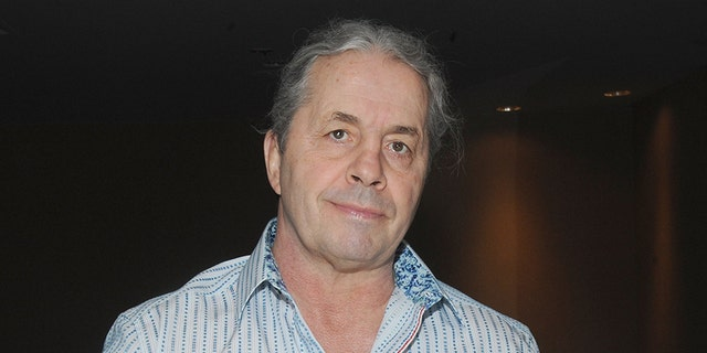 """Bret Hart was speaking about his friend Jim """"The Anvil"""" Neidhart, who died last year, at the time of Saturday's incident, areport said. (Associated Press)"""
