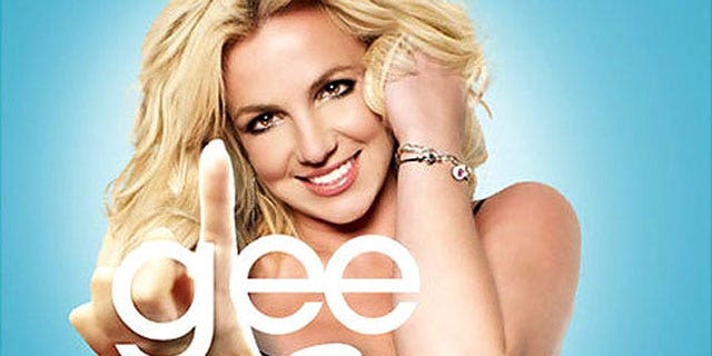 """The Britney Spears themed episode of """"Glee"""" was the show's highest rated."""