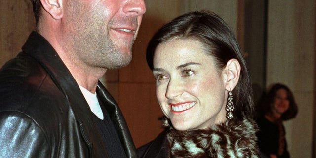 Westlake Legal Group BruceWillisandDemiMoore Demi Moore penning 'a wrenchingly honest' memoir that details 'tumultuous relationship' with mom, ex-husbands Sasha Savitsky fox-news/entertainment/events/marriage fox-news/entertainment/events/divorce fox-news/entertainment/celebrity-news fox news fnc/entertainment fnc article ad7b1627-237e-5550-ad5e-f95dc931b4ce