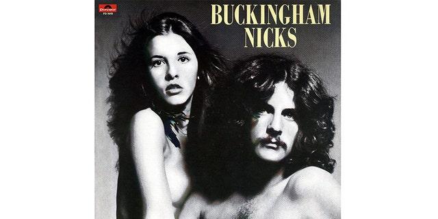 """Buckingham Nicks"" album cover."