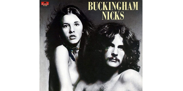 """Buckingham Nicks"" album cover."