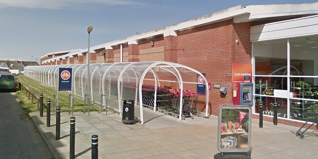 Plastic grocery store tunnel became the highest rated attraction in one English town.
