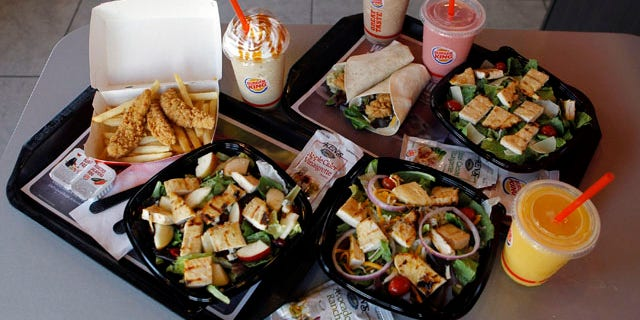 Burger King has launched 10 new menu items including smoothies, frappes, specialty salads and snack wraps in a star-studded TV ad campaign. It's the biggest menu expansion since the chain opened its doors in 1954.
